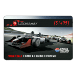 F3 Experience Gift Voucher