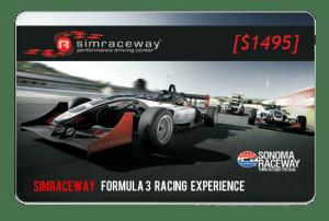 Formula 3 Racing Gift Experience