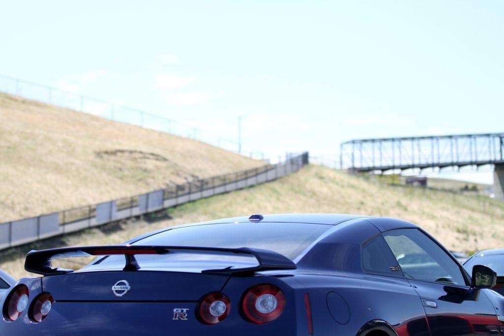 HPDE course at Sonoma Raceway California