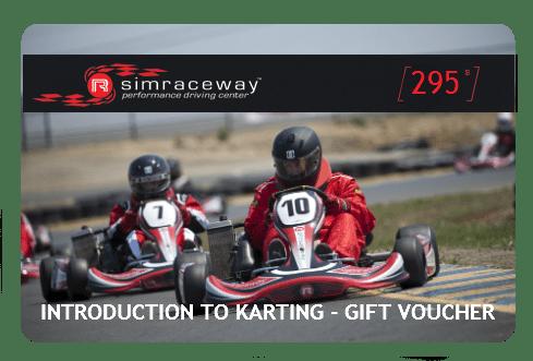 Go Karting Gift Cards