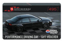 High Performance Sports Car Gift Experience Image