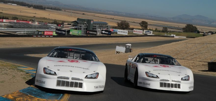 Stock Car Racing School At Sonoma Raceway