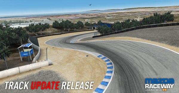Mazda Raceway Laguna Seca >> Sim Track Update Mazda Raceway Laguna Seca Sears Point