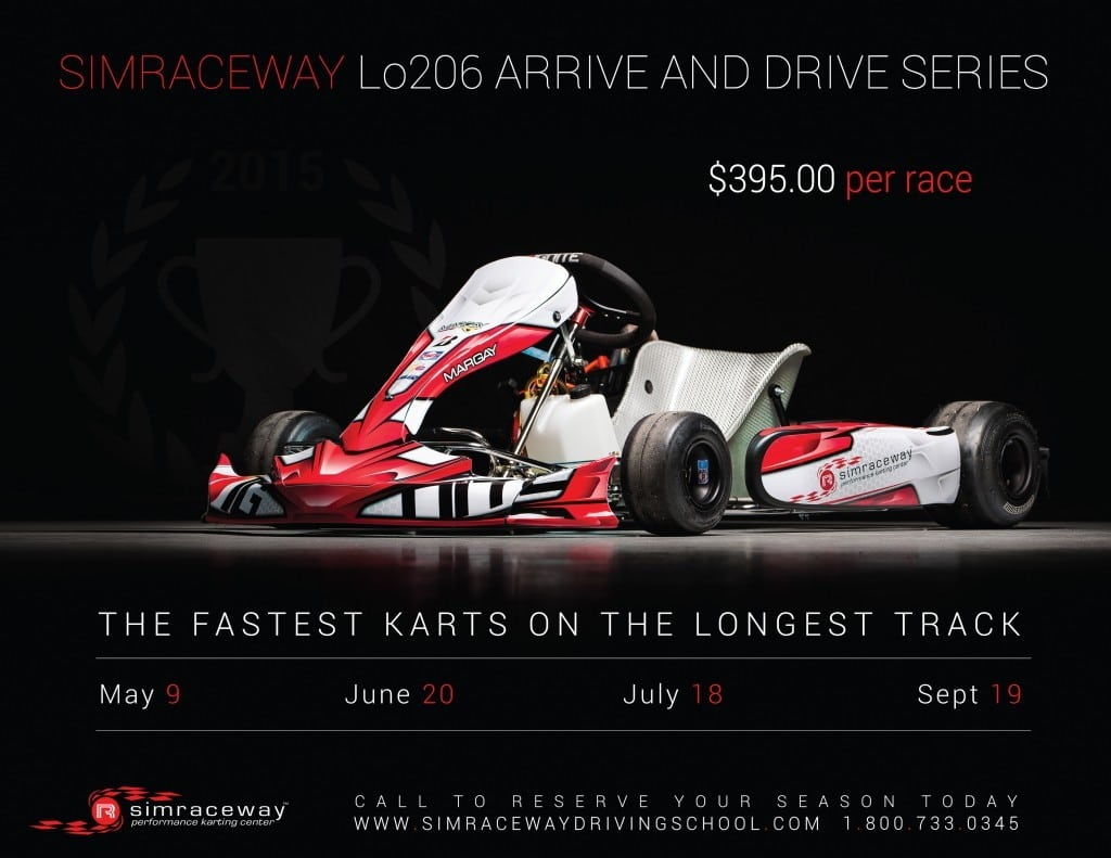 Spkc Lo206 Arrive And Drive Series Simraceway Performance Driving Center