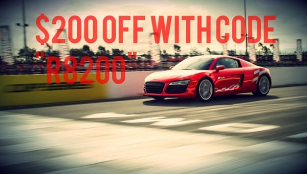 Drive an Audi R8 for Less • Simraceway Performance Driving ...