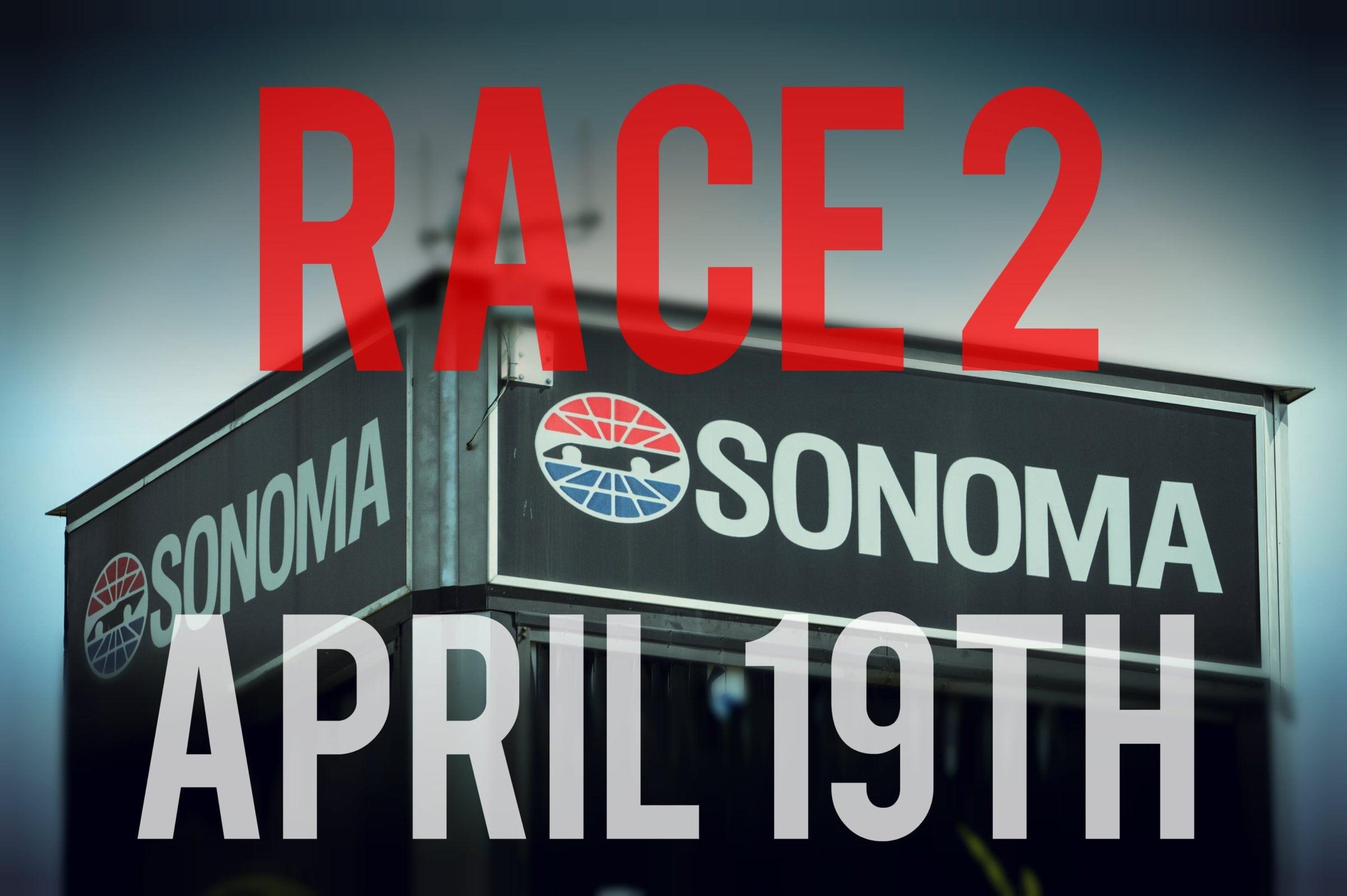 Race 2 Header
