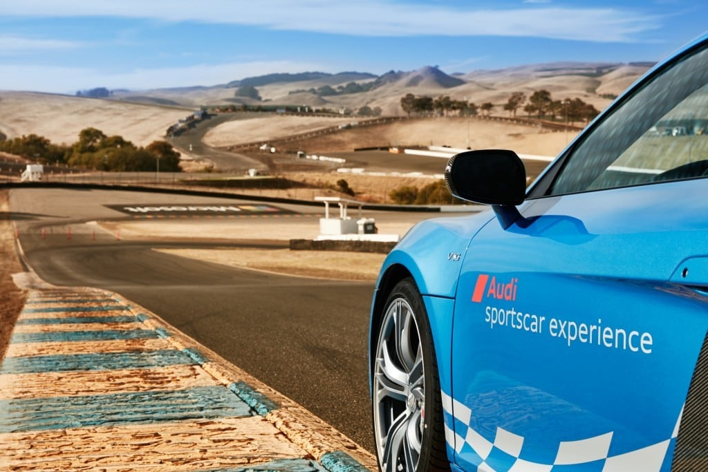 Audi Sportscar Experience - R8 Driving Experience Image