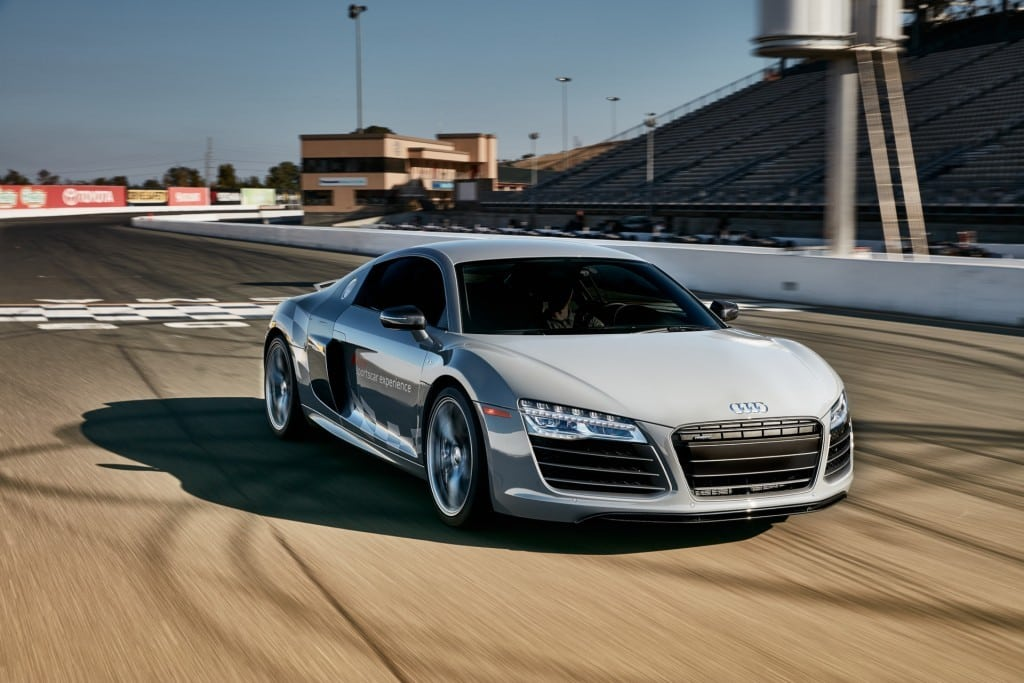 Audi Sportscar Experience S RS R Driving Experience - Audi sports car