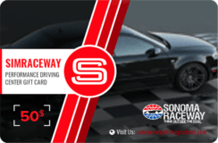 Performance Driving Stage 3 - Gift Voucher