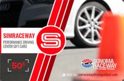 Teen Safe Driver Training - Gift Voucher