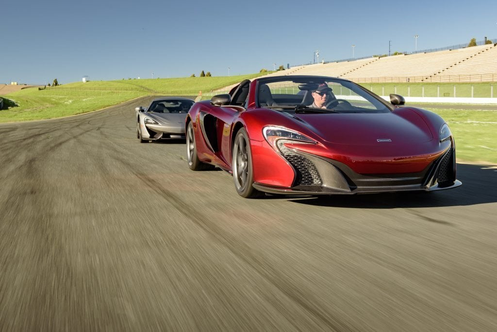 McLaren Driving Experience Drive A McLaren Supercar Today - Sport car driving