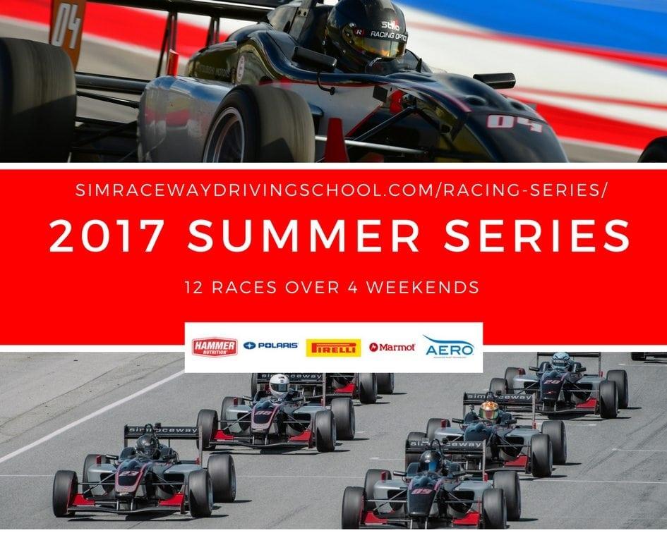F3 Summer Series Formula Racing at Sonoma Raceway