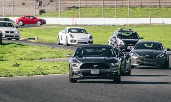 Bay Area Track Day Experience