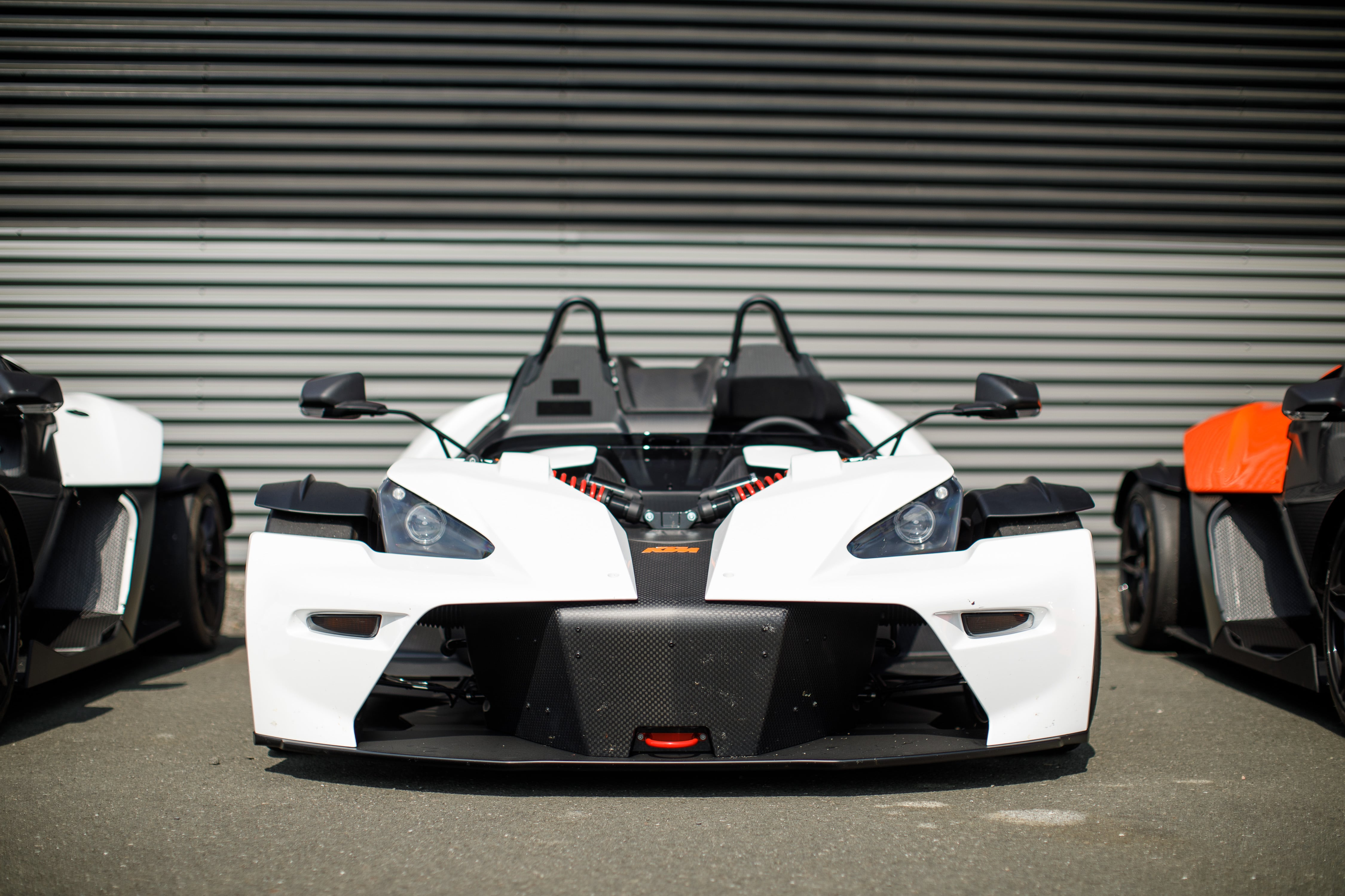Ktm X Bow Driving Experience Drive A Ktm X Bow Sportscar Today