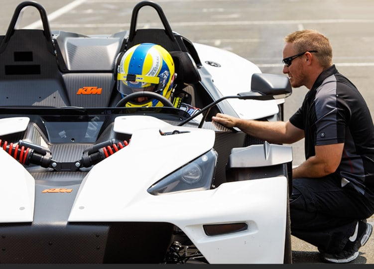 KTM X-BOW Sports Car Driving Experience